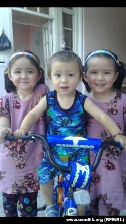 До рождения двойняшек Фарида Гозиева и ее муж воспитывали троих детей – 5-летних Фатиму и Зухру и 2-летнего Джамолдина.