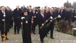 Հայոց բանակը 21 տարեկան է