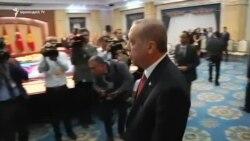 Թուրքախոս պետությունների համագործակցության գագաթնաժողովում Էրդողանը խոսել է Ղարաբաղի մասին