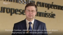 Pe timp de pandemie, UE oferă un sprijin financiar de 3 miliarde de euro țărilor din vecinătate