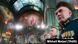 PHOTO GALLERY: Russia's Controversial New Military Cathedral Is Consecrated (click to view)
