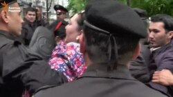Задержания активистов в Алматы