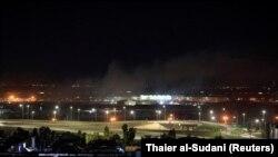 فرودگاه اربیل (عکس از آرشیو)