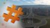 Hashtag thumbnail