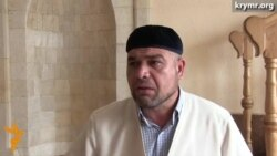 Очередное нападение на мечеть в Симферополе