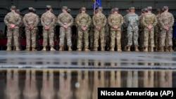 Американски војници во Германија