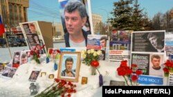Мемориал Бориса Немцова в Кирове