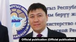 Алмазбек Бейшеналиев