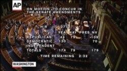 Kongresi voton rihapjen e qeverisë