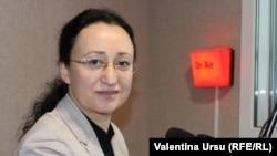 Inga Grigoriu, deputată a Platformei DA