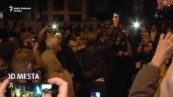 Protest dela opozicije i građana u Beogradu