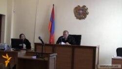 Ավետիք Բուդաղյանի գործով բողոքը՝ դատարանի նախագահին