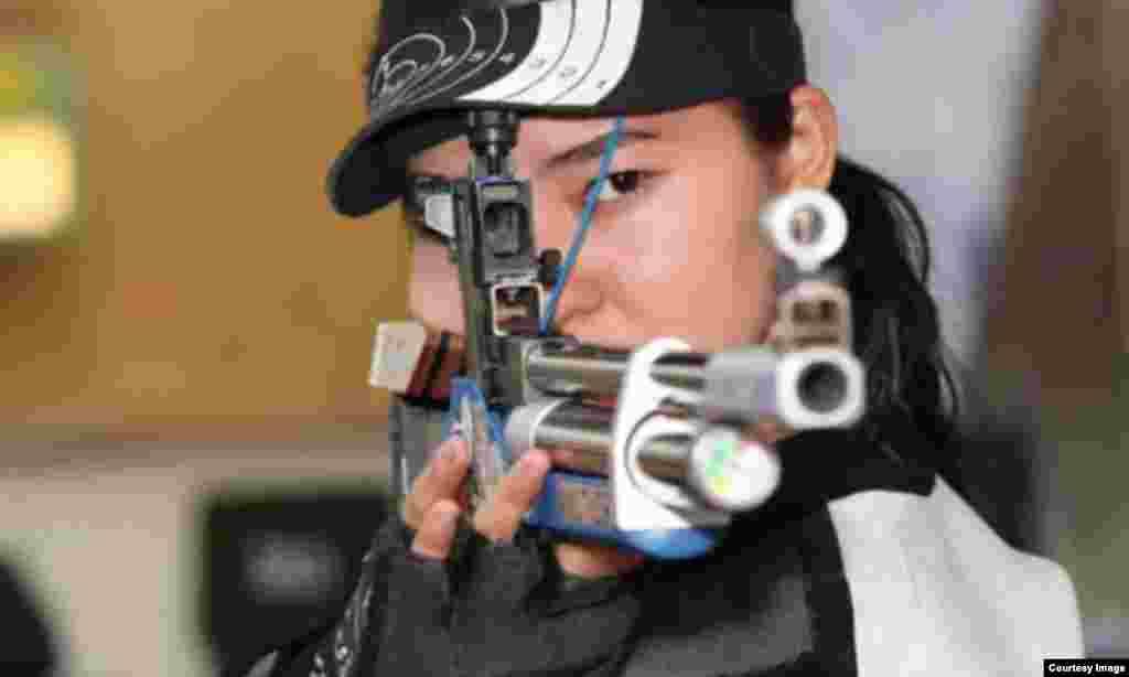21 жаштагы Каныкей Кубанычбекова кыргыз спортунун тарыхында ок атуу спорту боюнча кыздар арасынан биринчи жолу Токиодогу Олимпиадага жолдомо алды. Каныкей 24-июлда мелдешке чыгат.
