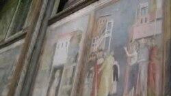 Pentru salvarea frescelor lui Giotto