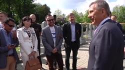 Президент Миңнеханов Прага татарлары белән очрашты