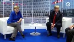Америка: Трамп задает тон