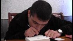 """Fiziki məhdudiyyətli gəncin """"Hədəfdəki insan""""ı"""