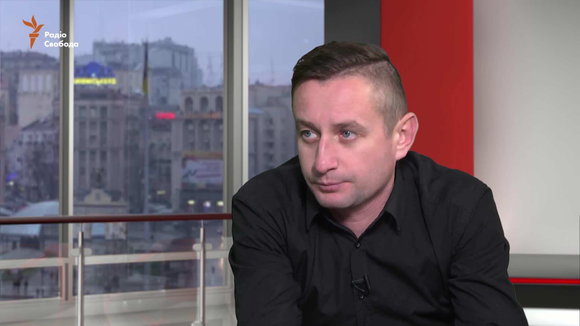 Моя нова книга може бути про війну на Донбасі – Жадан