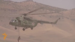 Tajikistan Hosts Joint Military Exercises Targeting Drug Trade