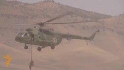 Tajikistan Hosts Joint Military Exercises Targeting Drug Trade