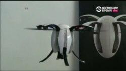Дрон PowerEgg - летающая фото и видео камера, которой можно управлять дистанционно
