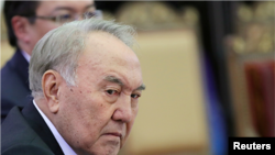 Нурсултон Назарбоев.