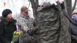 У Харкові відкрили пам'ятний знак загиблим у теракті (відео)