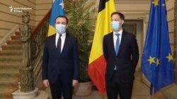 Premijer Kosova u prvoj zvaničnoj posjeti Briselu