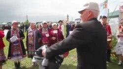 Празднование Ага-Пайрем в Малой Тавре