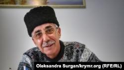 Suleyman Kadırov öz evinde