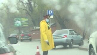 В Алматы с 8 апреля выезд в город – по спецпропускам. Проверяем, как соблюдают правила
