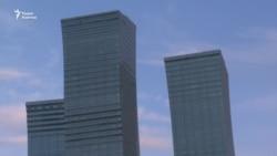 Высотный комплекс в центре Астаны просит помощь