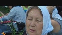 Крестный ход в Вятской области