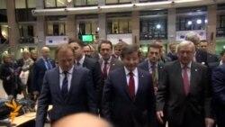 ЕУ и Турција ќе спречат масовен прилив мигранти