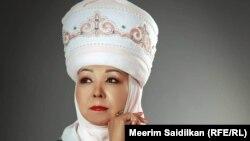 Саламат Садыкова.