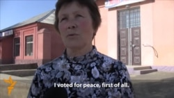Odesa Oblast Villagers: 'We Voted For Peace'