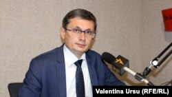 Igor Grosu, președintele fracțiunii PAS