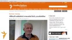 Ադրբեջանում քննարկում են 77-ամյա Մամիկոն Խոջոյանի հետ կապված միջադեպը