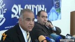Րաֆֆի Հովհաննիսյան. 2013 թվականը ես ինձ վրա պետք է վերցնեմ