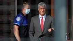 Vazhdon intervistimi i Thaçit nga Prokuroria në Hagë