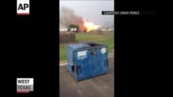 Експлозија во Тексас