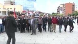 Protestë kundër Gjykatës Speciale