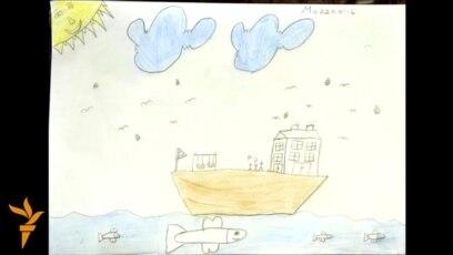 šta Crtaju Deca čije Je Detinjstvo Prekinuo Rat