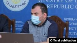 Пресс-секретарь лидера Карабаха Ваграм Погосян
