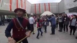 «Жибек жолунда» Кыргызстандын күнү белгиленди