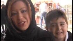 İran azərbaycanlıları Novruzu Bakıda qarşıladılar