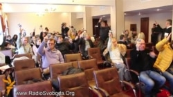У Києві відбулась всеукраїнська конференція євромайданів