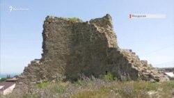 Вежа Джованні ді Скаффа в Феодосії (відео)