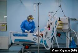 Klinika Infektive në QKUK.