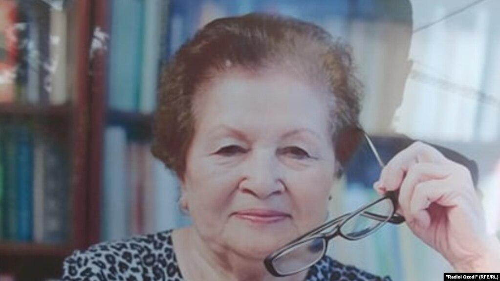В Душанбе ушла из жизни известный языковед Мукаррама Касымова